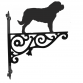 St Bernard Ornamental Hanging Bracket