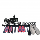 Boot Rack 5 Pair Tractor Design