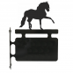 Horse Andalusian Horse House Sign