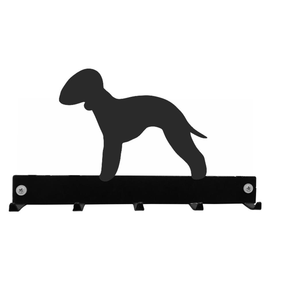 Bedlington Terrier Key Hooks