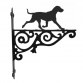 Braco Italiano Ornamental Hanging Bracket
