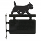 Cairn Terrier Hanging Sign