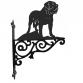 Dogue De Bordeaux Ornamental Hanging Bracket