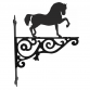 Horse Ornamental Hanging Bracket