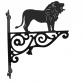 Lion Ornamental Hanging Bracket