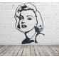 Marilyn Monroe Head Wall Art