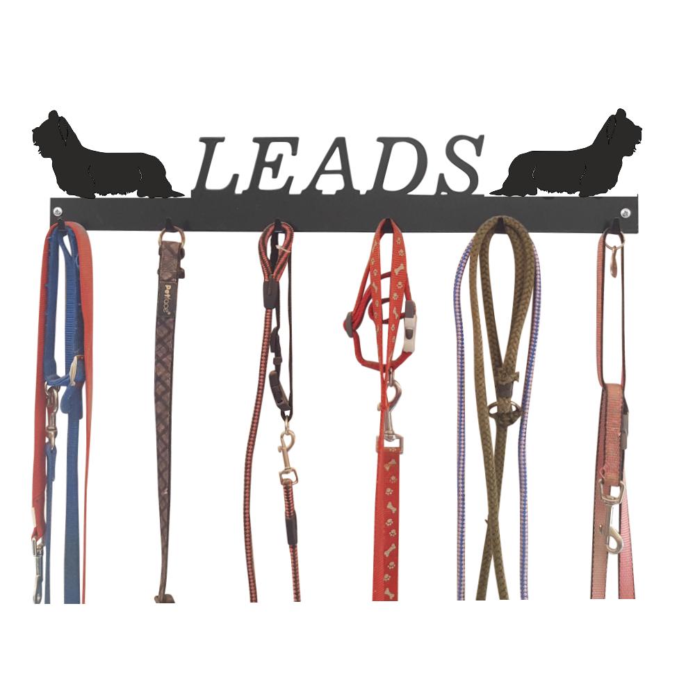 Skye Terrier Lead Hooks