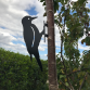 Woodpecker Fence Topper