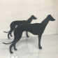 Greyhound Floor Standing Garden Patio Planter