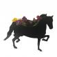 Horse Hackney Horse Garden Planter