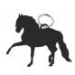 Horse Andalusian Horse Key Fob