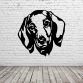 Dachshund Head Wall Art